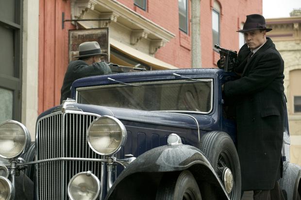 """""""Wrogowie publiczni"""" - kadr z filmu (reż. Michael Mann)"""