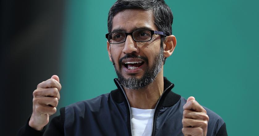 Sundar Pichai, prezes Google