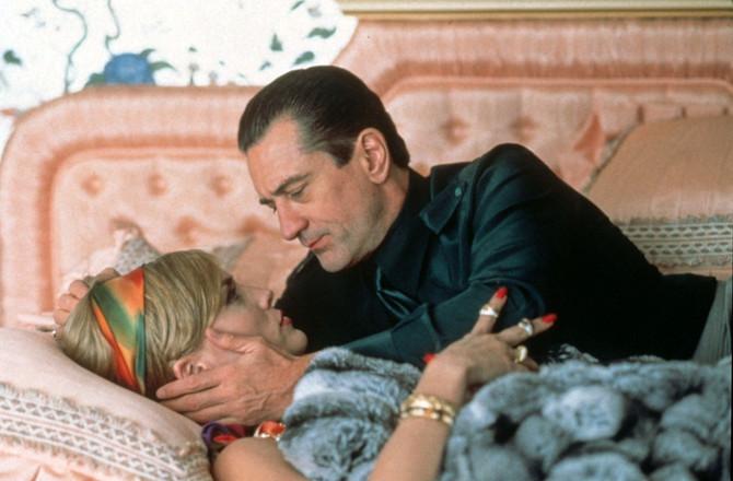 Šeron Stoun ne zaboravlja poljubac sa Robertom de Nirom