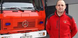 Jak strażak ochotnik ratował pierwszą komunię