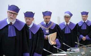 Łapiński o decyzji SN: Nie działał w granicach prawa