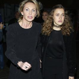 Beata Ścibakówna wprowadza córkę na salony. Czy Helena zrobi karierę w show-biznesie?