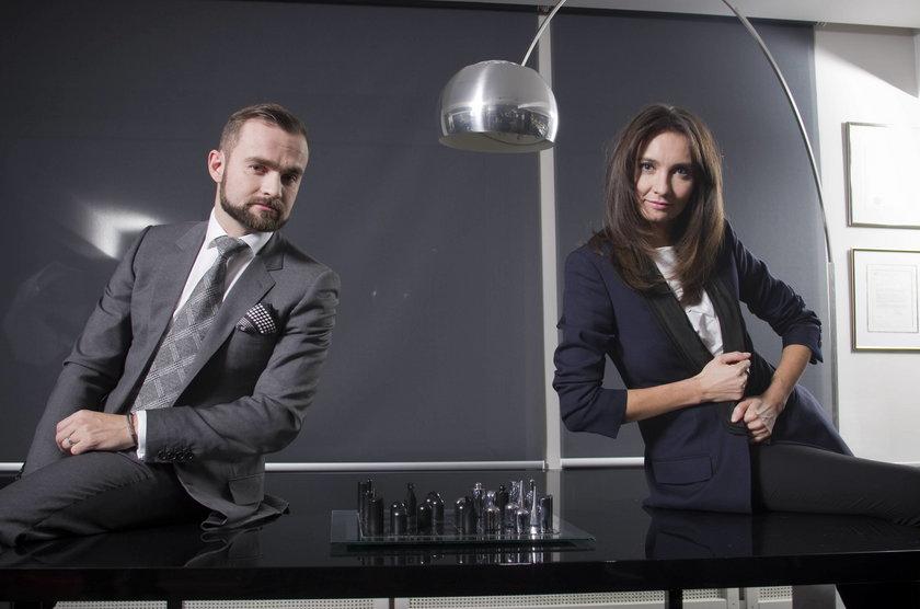 5. Dominika Kulczyk i 6.  Sebastian Kulczyk