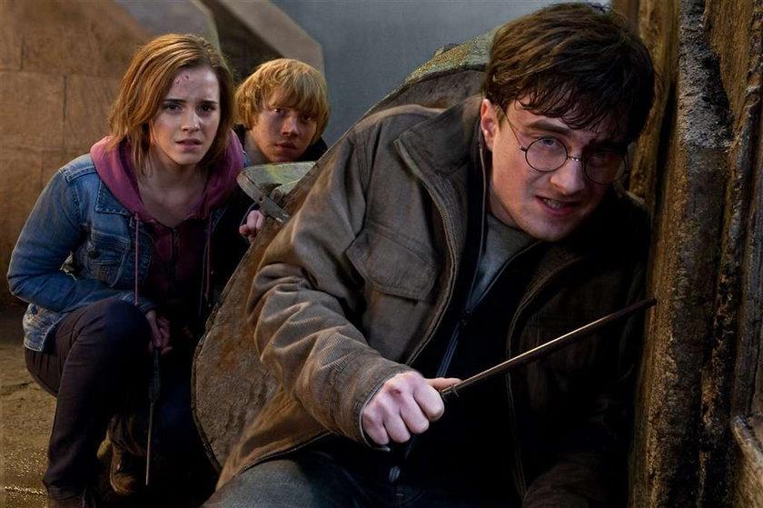 Nowa dziewczyna Harry'ego Pottera. Ładna?