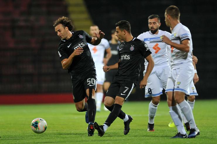 FK Zlatibor, FK Partizan
