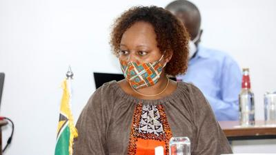 We are courting her - party confirms 2022 talks with Waiguru