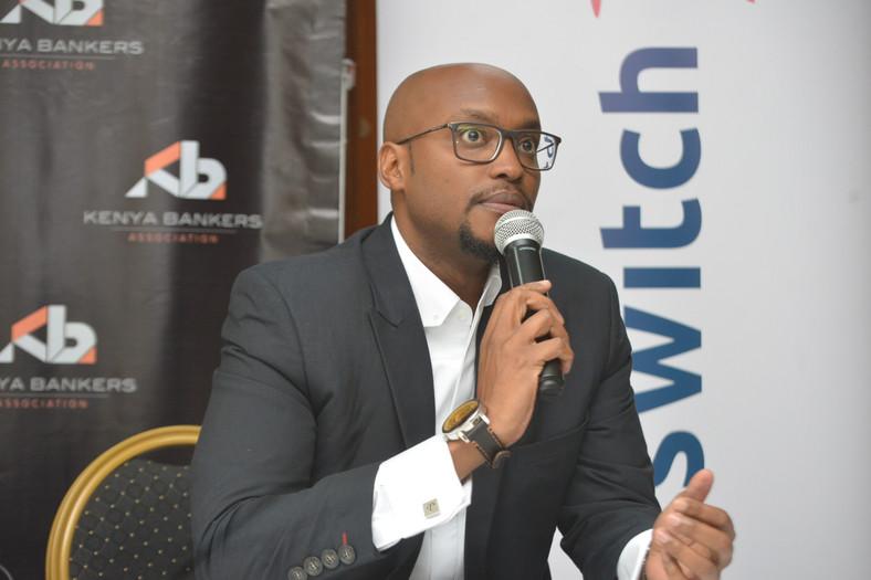 Wapi Pay Co-Founder Paul Ndichu.