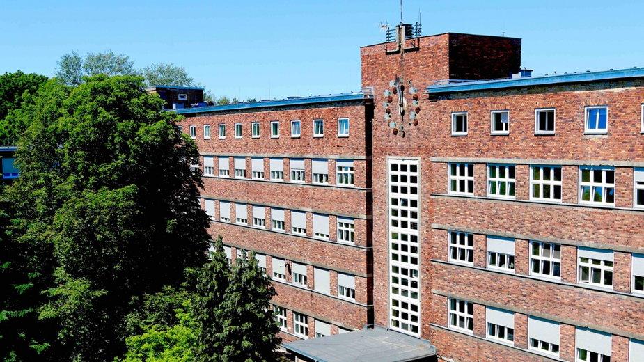 Rusza modernizacja budynków 109 Szpitala Wojskowego w Szczecinie, fot. 109 Szpital Wojskowy w Szczecinie
