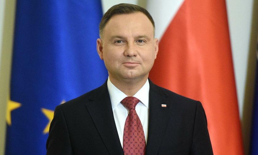 Andrzej Duda spłaca ogromne raty