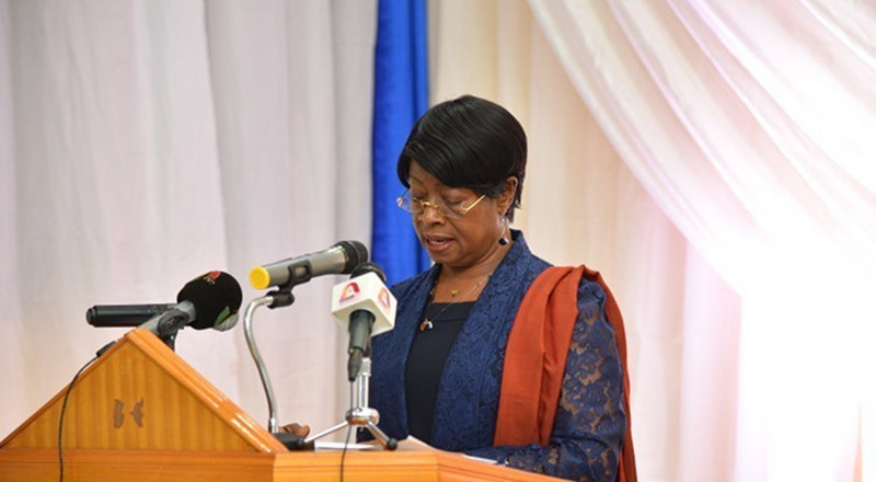 Sophia Akuffo: Former Chief Justice chairs COVID-19 Fund