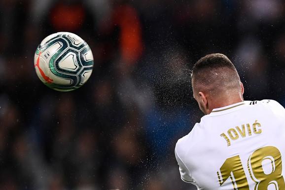 Luka Jović postigao je samo jedan gol na 11 utakmica za Real