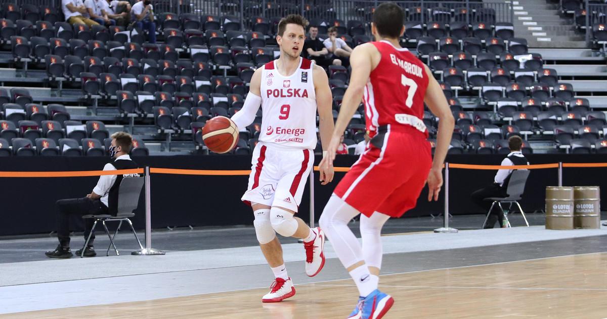 Ponitka wrócił na parkiet, Polska pewnie pokonała Tunezję