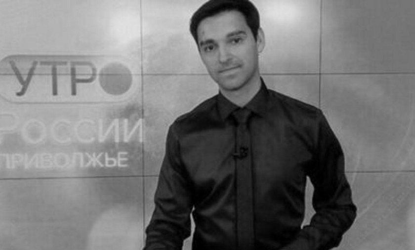Rosja. Zabito 27-letniego dziennikarza Denisa Suworowa