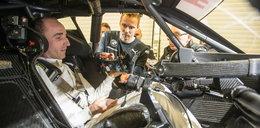Kubica zostanie kierowcą serii DTM. Orlen sfinansuje starty Polaka