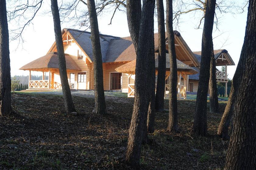Tak wygląda nowy dom Lewandowskich!