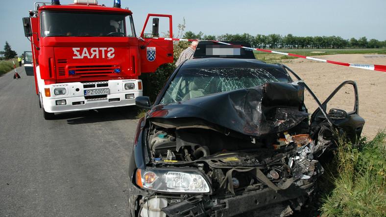 Polscy kierowcy jeżdżą po lekach