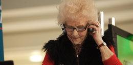 78-latka po śmierci męża nie wytrzymała. Zrobiła TO na scenie