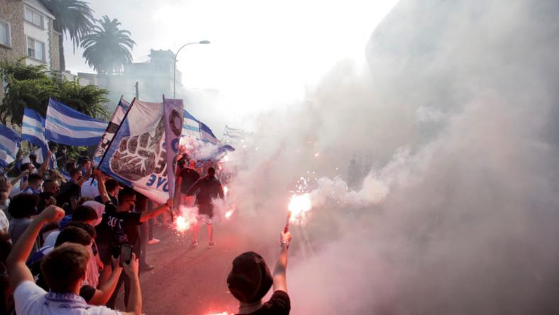 Kibice Deportivo La Coruna