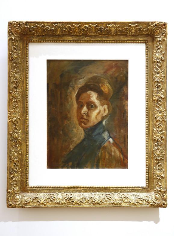 Nadežda Petrović, Autoportret, 1907.