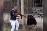 Medved, kavez