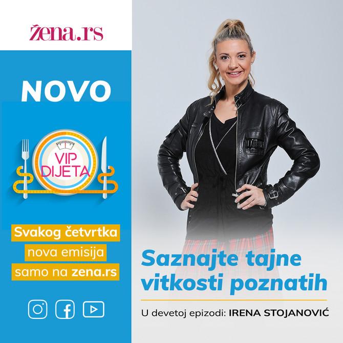 """Irena Stojanović Spasić je gošća u devetoj epizodi """"VIP dijete"""""""
