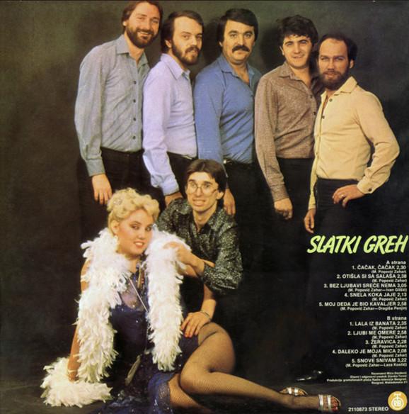 Lepa Brena, prvi album