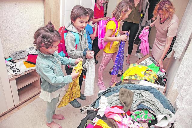 Deca sa novim stvarima