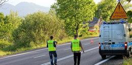 Tragiczny wypadek koło Nowej Wsi Lęborskiej. Nie żyją dwie osoby