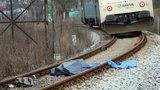 Tragiczne potrącenie na przejeździe kolejowym
