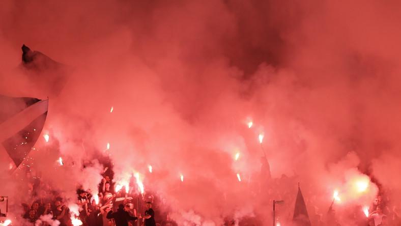 Kibice Partizanu Belgrad