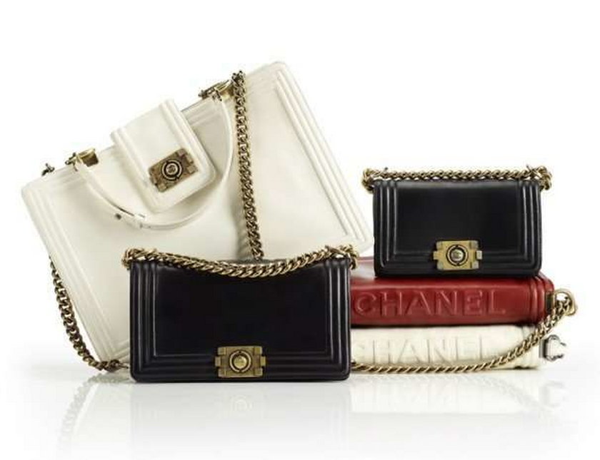 Torebki Chanel Boy 2012