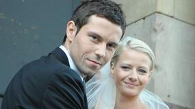 Małgorzata Kożuchowska i jej mąż świętują rocznicę ślubu. Aktorka pokazała romantyczną fotografię