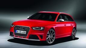 Audi RS 4 Avant: trzecie wcielenie atlety
