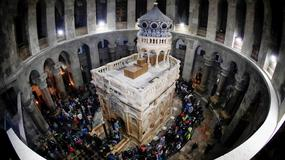 Kaplica Grobu Pańskiego w Jerozolimie została odrestaurowana
