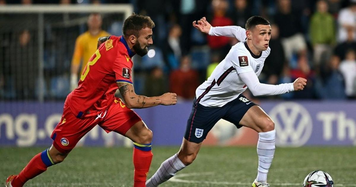 Southgate excited by 'fabulous' Foden