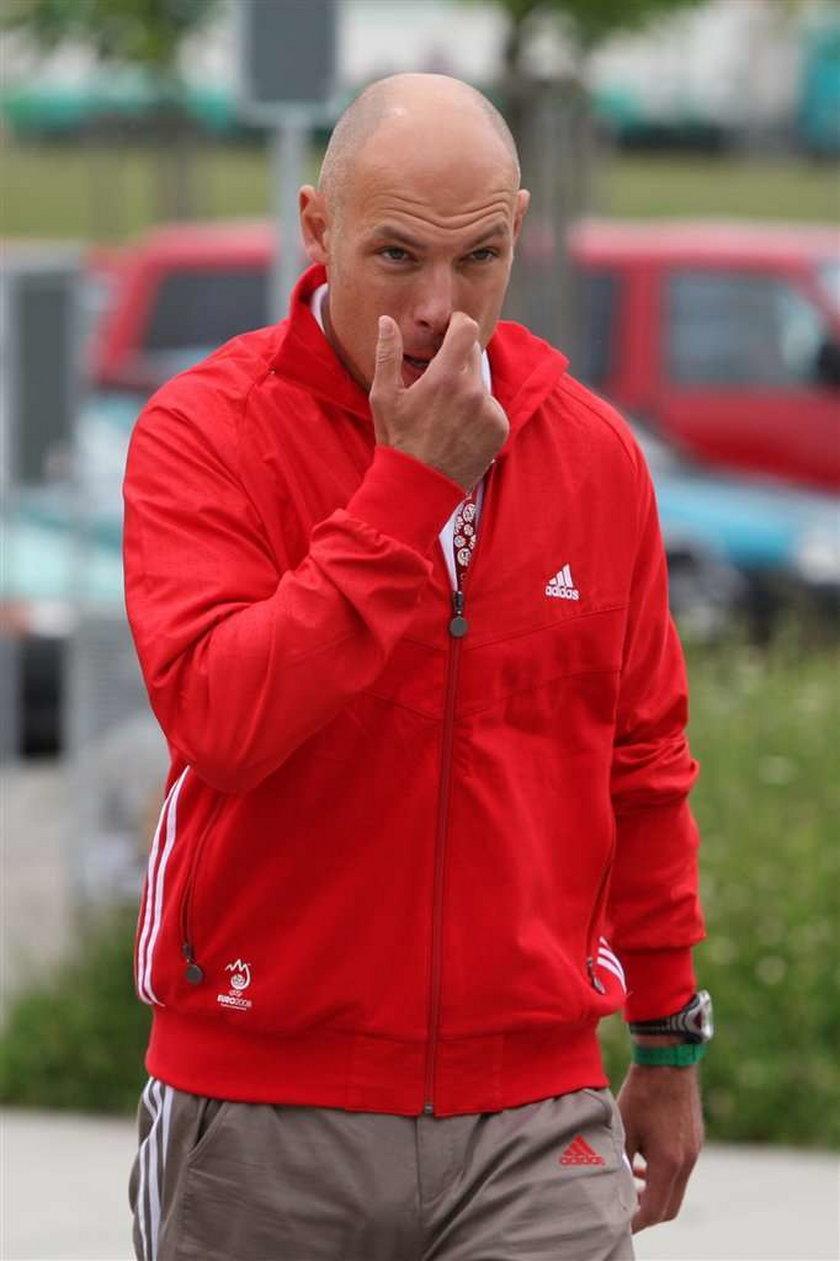 Euro 2012. Webb znowu może nam sędziować