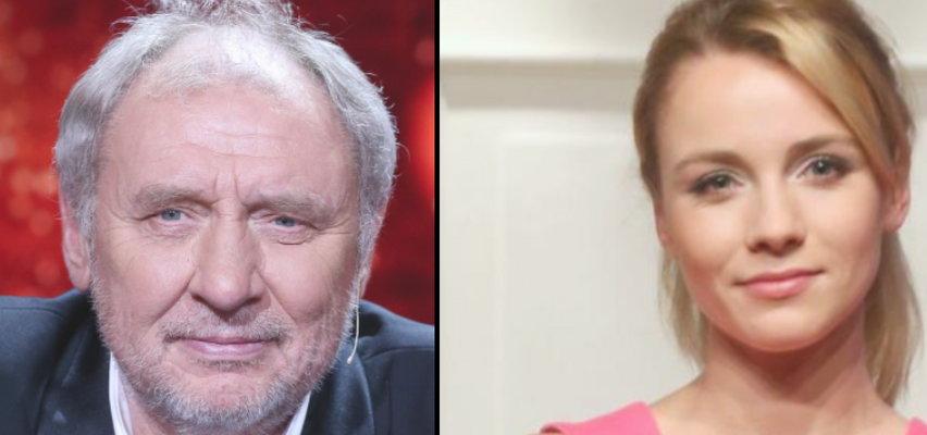 Szczęśliwy Andrzej Grabowski! Jego córka, Katarzyna Grabowska, jest w ciąży. A to oznacza, że aktor zostanie dziadkiem