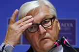 To je već neizdrživo, vraite ih na Balkan:Frank Valter Štajnmajer