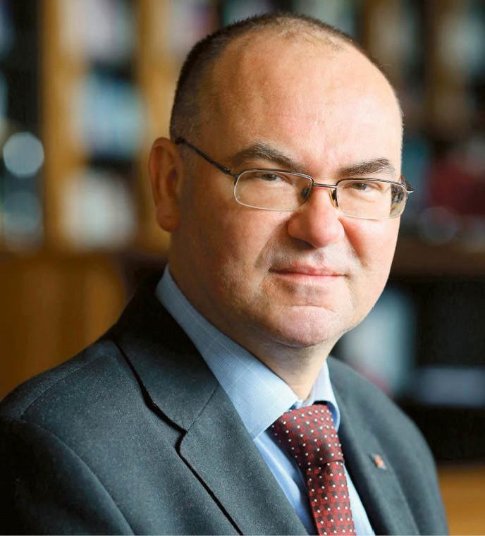 Marek Haliniak główny inspektor ochrony środowiska