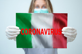 Włochy: W ciągu doby ponad 10 tys. nowych zakażonych