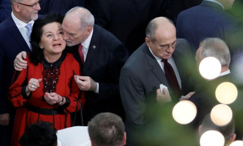Antoni Macierewicz brylował w Sejmie