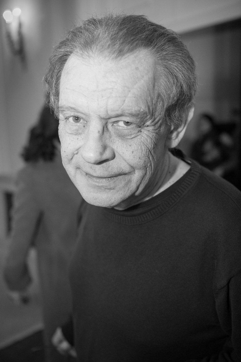 Zmarł Ryszard Peryt