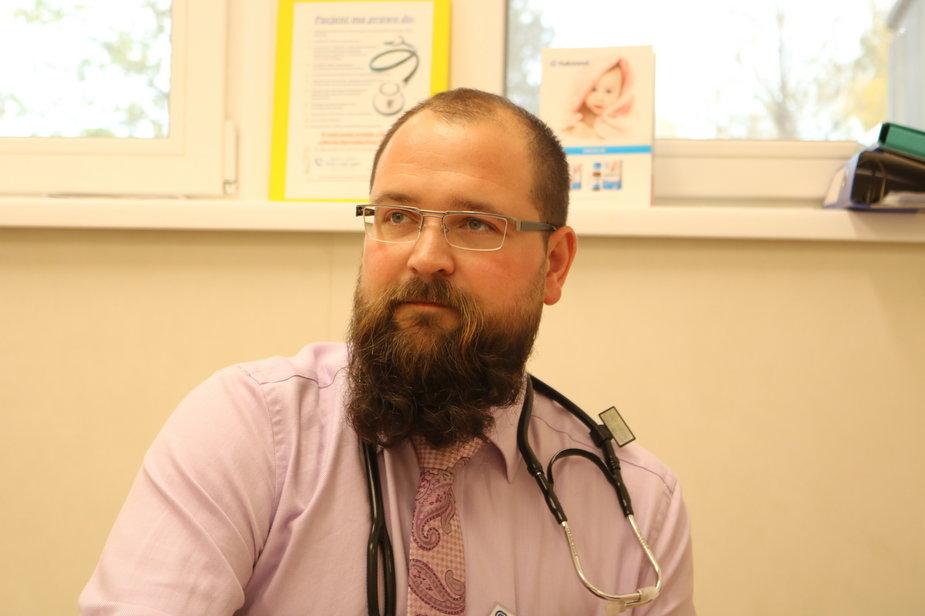 dr Michał Matyjaszczyk