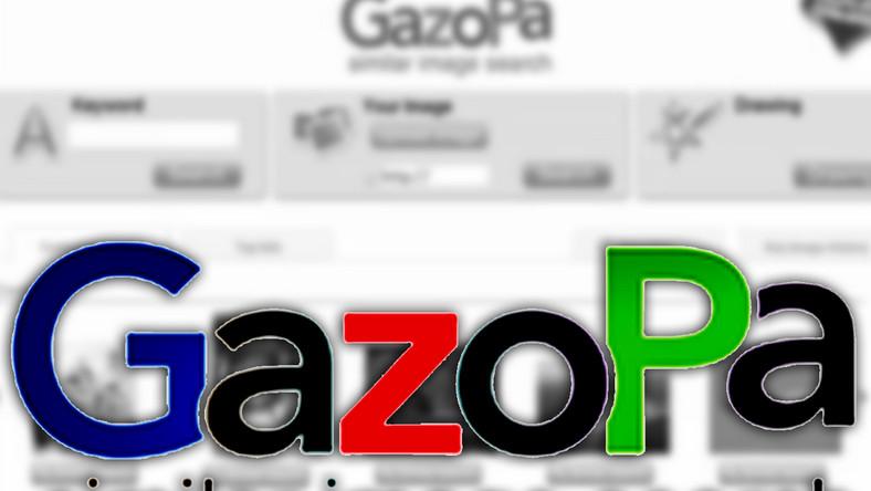 GazoPa szuka zdjęć po kształcie i kolorach