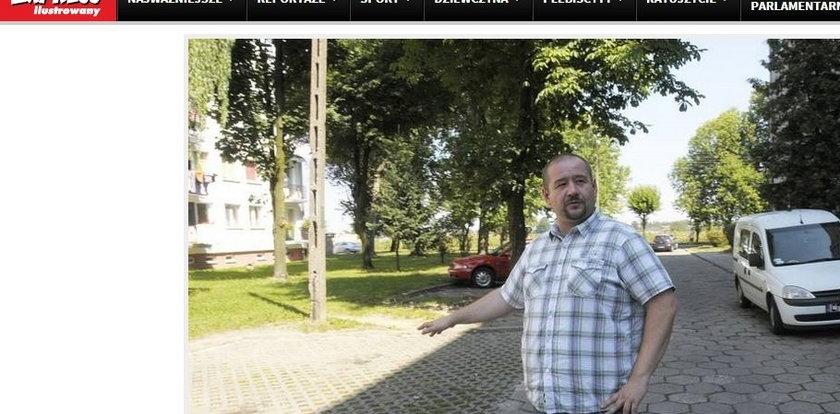 Antyterroryści pomylili go z konwojentem, który ukradł 8 mln złotych