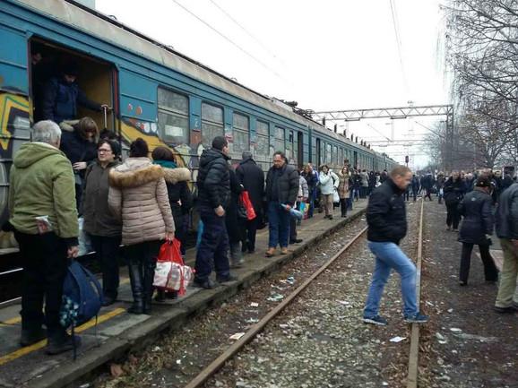 BG voz ide sve do Batajnice