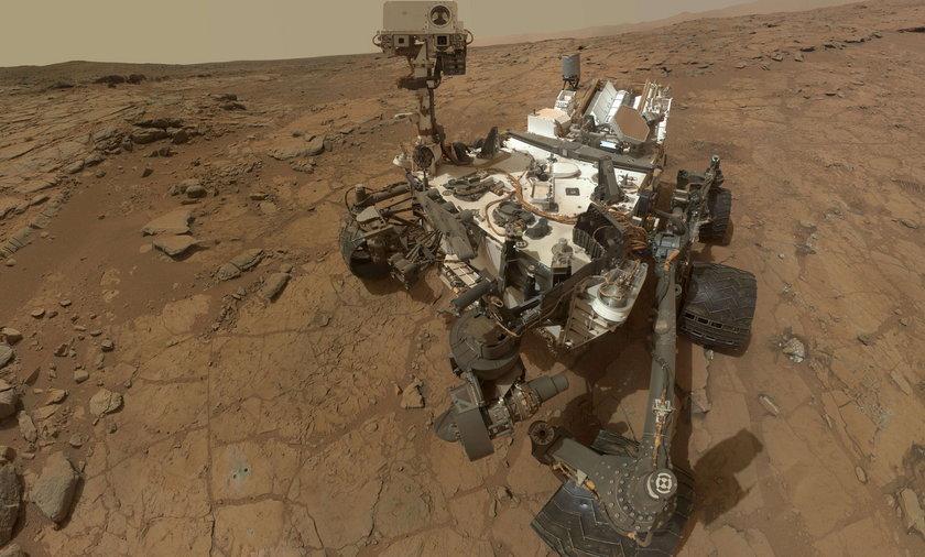 Na Marsie jest życie