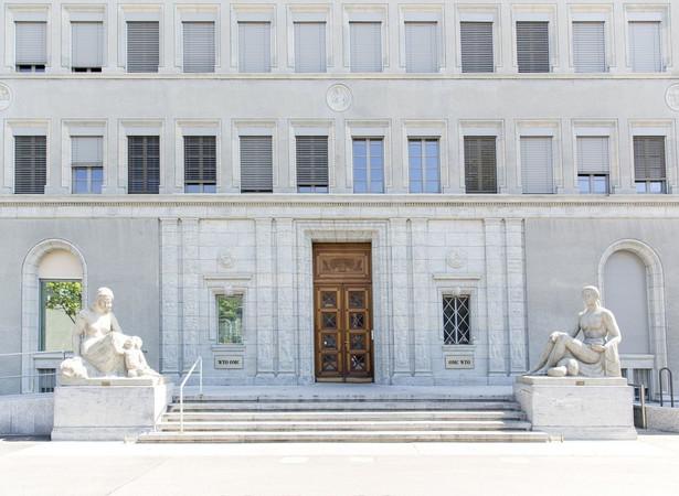Siedziba Światowej Organizacji Handlu w Genewie