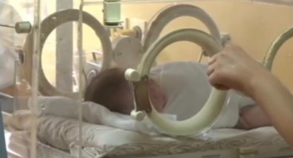 Mali Jovan još živi u bolnici