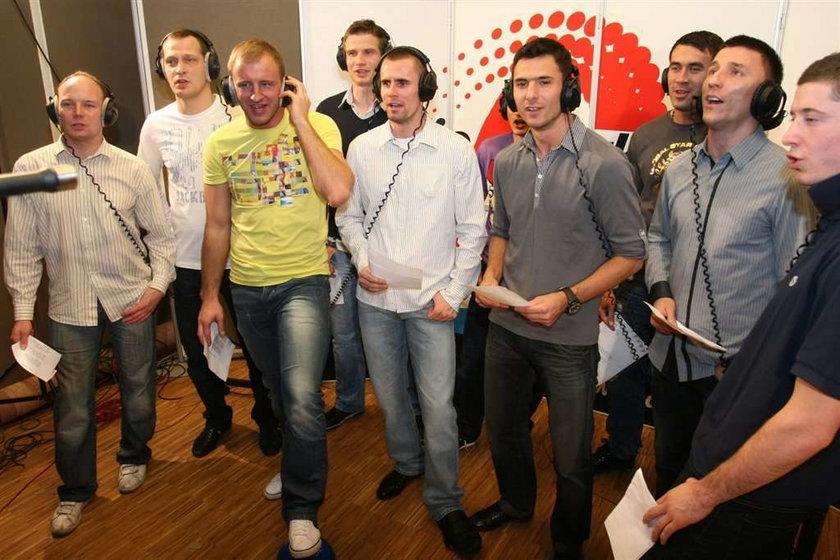 Piłkarze Lecha nagrali kolędę